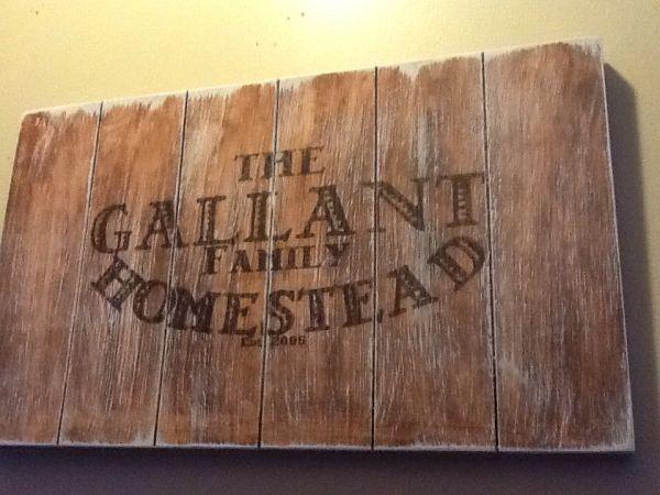 The Gallants Homestead